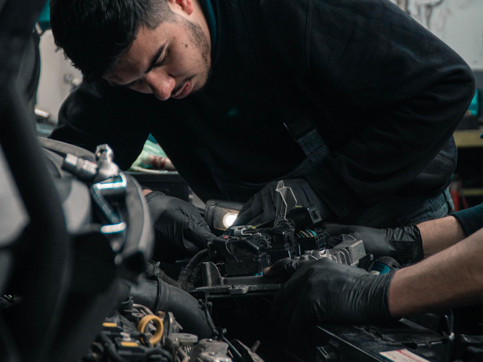 marché de l'emploi automobile